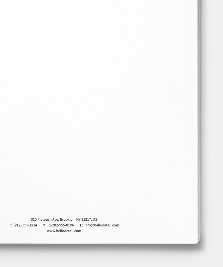 Branded Paper
